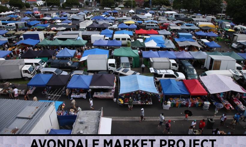 Avondale Market Project