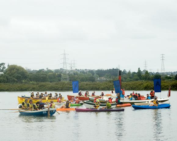 Flotilla Whau