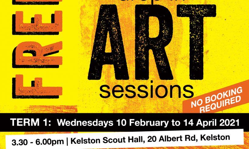 Social – Drop in Art Sessions 2021