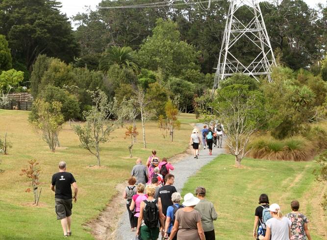 Audio Guide for the Whau River Waka Walk