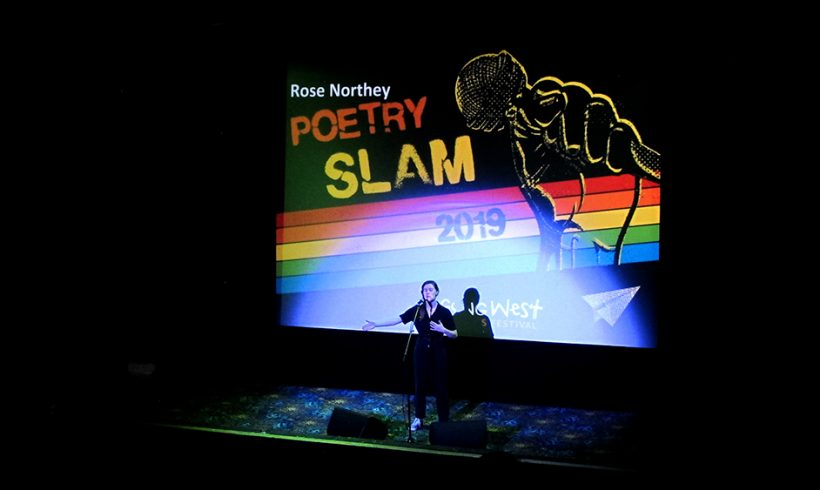 Going West Poetry Slam
