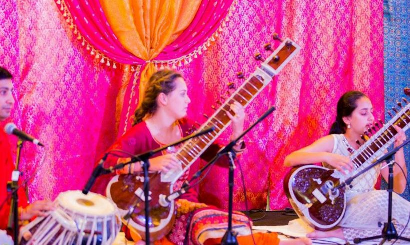 Classical Indian Music Extravaganza
