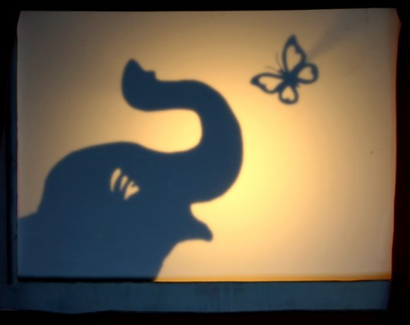 CLASSIC! a shadow puppet show for children