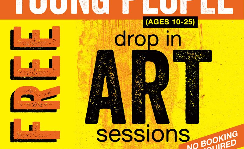 Social – Drop in Art Sessions