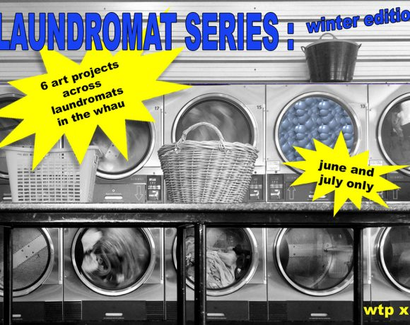 LAUNDROMAT SERIES : Winter edition