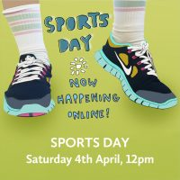 Sports Day – Vanessa Crofskey