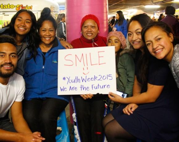 SMILE – Youth Week 2015